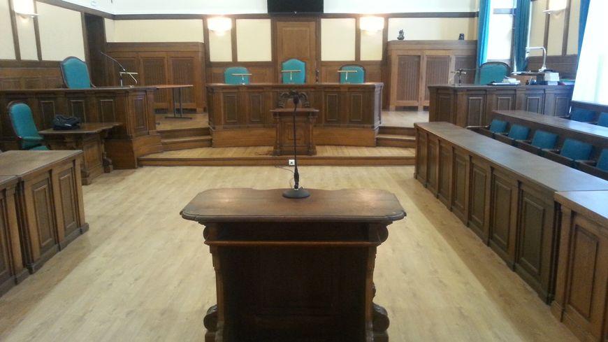 La cour d'assises de la Moselle au palais de justice de Metz