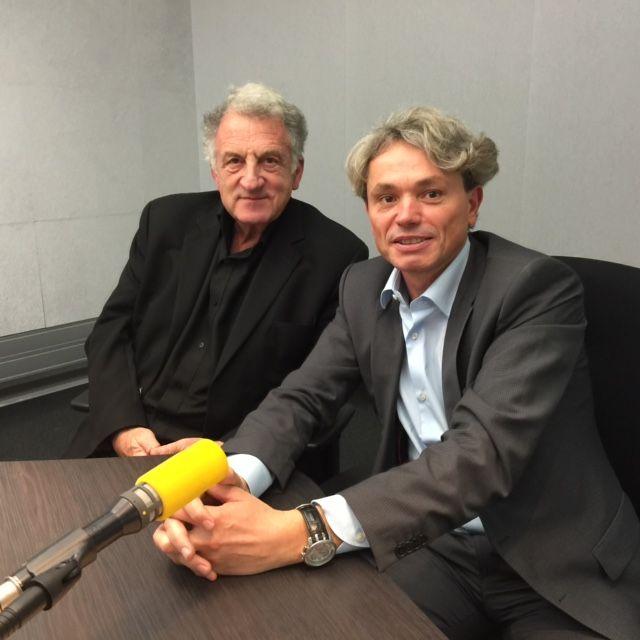 René Frydman et Frédéric Bizard