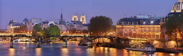 Paris, Pont des arts