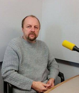 Jacques Bessin, fondateur de l'UNACS