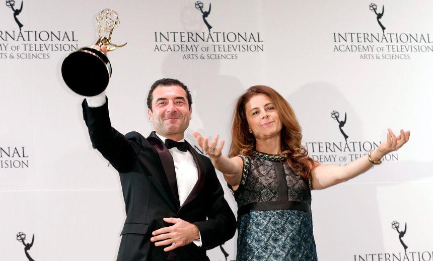 Vassili Clert (producteur) Anne Landois (scénariste)