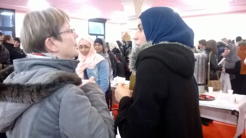 Catholique, Marie-Louise se trouve beaucoup de points commun avec les musulmans