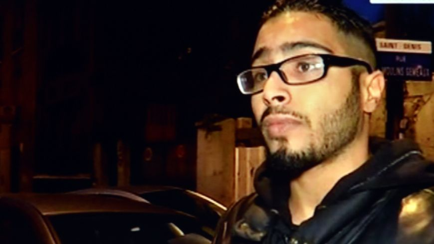 Jawad Bendaoud s'était fait remarquer dans une interview TV