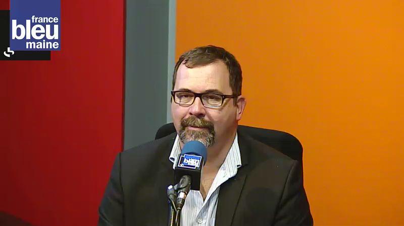 """Alain Pagano, ( PCF ) tête de liste régionale """"l'humain d'abord"""""""