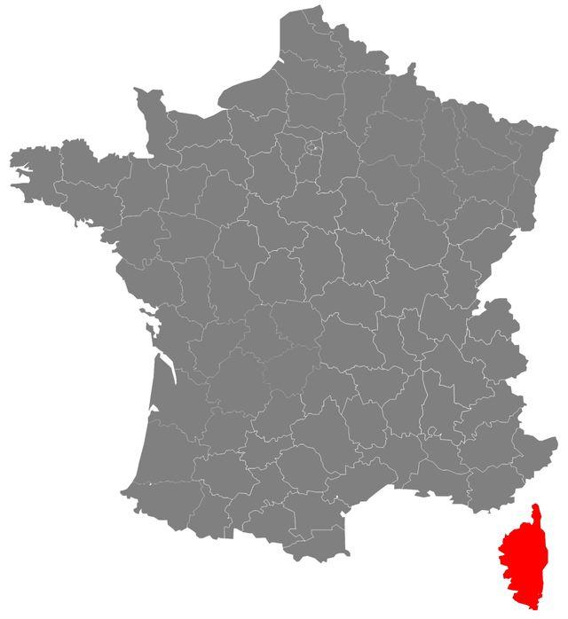 Régionales en Corse