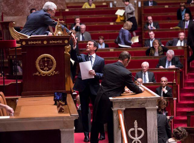 L'assemblée nationale a voté la prolongation de l'état d'urgence