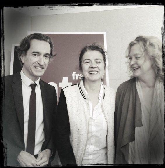 Hervé digen Christine ollier brigitte patient