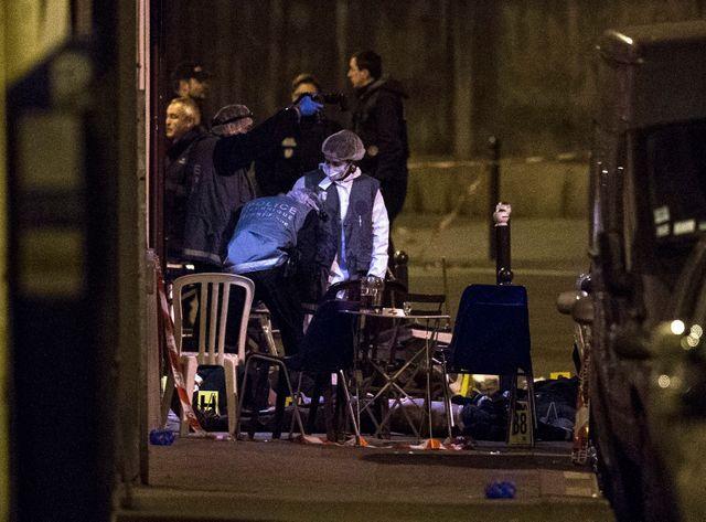 Des centaines de blessés ont été acheminés vers les établissements parisiens