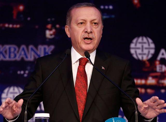 Recep Tayyip Erdogan n'a guère contribué à réchauffer les relations, glaciales, entre les deux pays