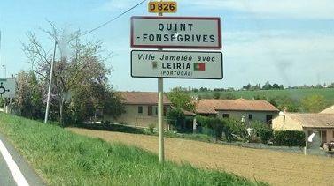 Quint-Fonsegrives au sud est de Toulouse