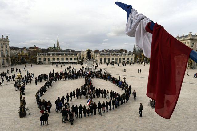 Une chaine humaine, le 14 novembre, à Nancy