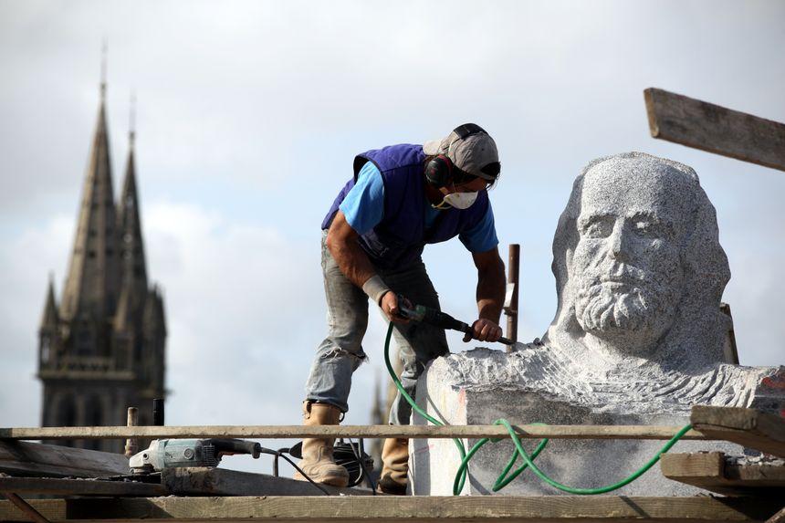 David Puech, sculpteur