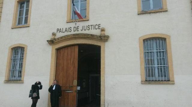 Le tribunal de Roanne