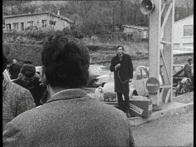 Extrait d'A bientôt j'espère produit par Slon/Iskra – 1967