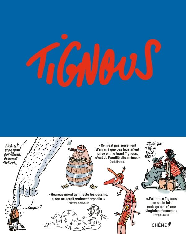 Tignous, l'anthologie