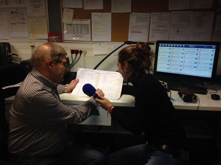 Bernard Heller, projectionniste au grand coeur à l'UGC Ciné-Cité