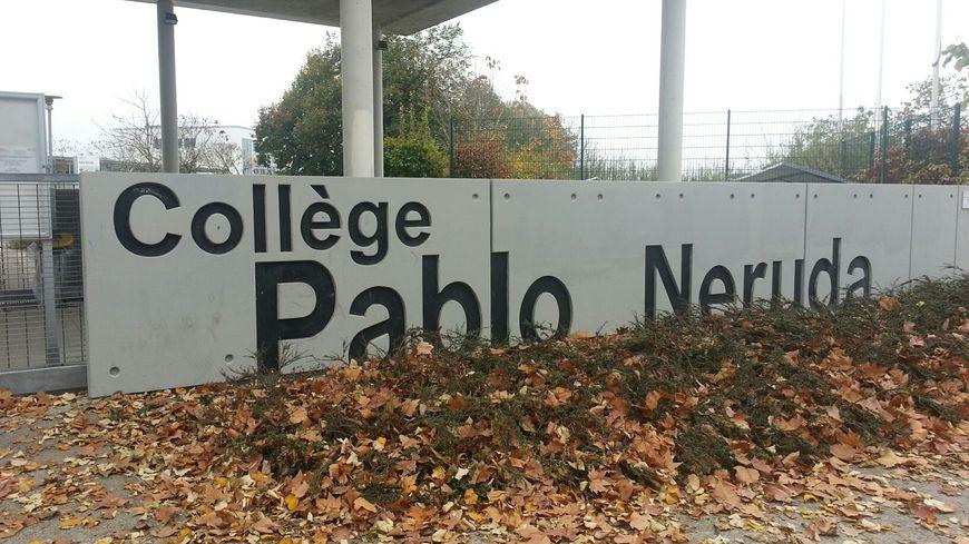 Le collège Pablo Neruda de Bègles