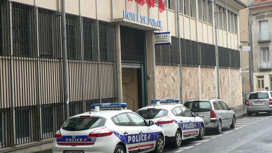 Le commissariat du Puy-en-Velay