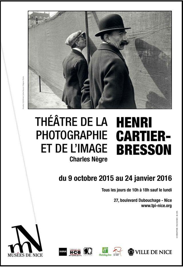 Henri Cartier Bresson à Nice