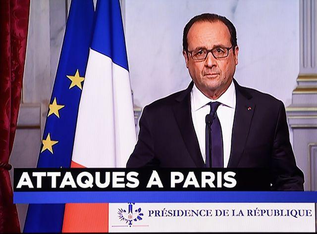 François Hollande a décrété l'état d'urgence