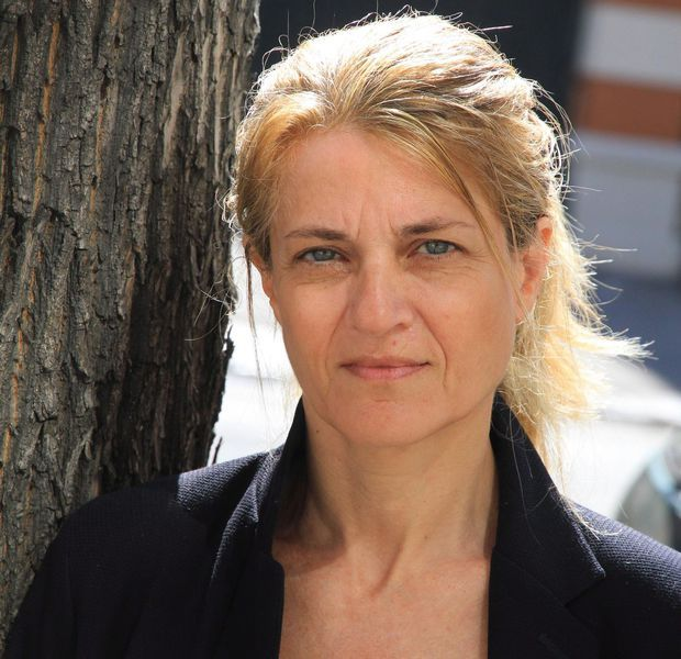 Nathalie Azoulai - portrait