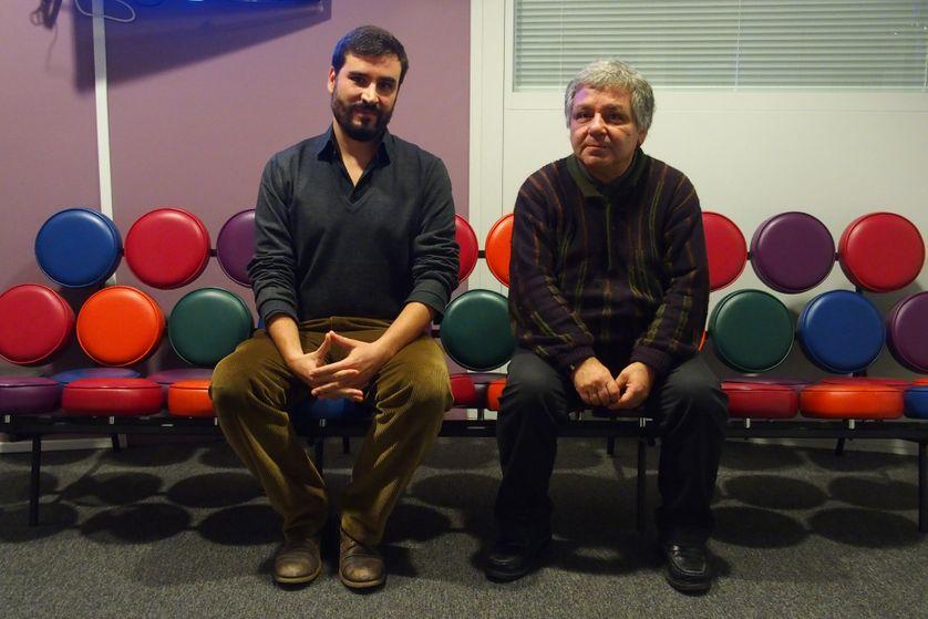 Stéphane Lacroix et Hamit Bozarslan