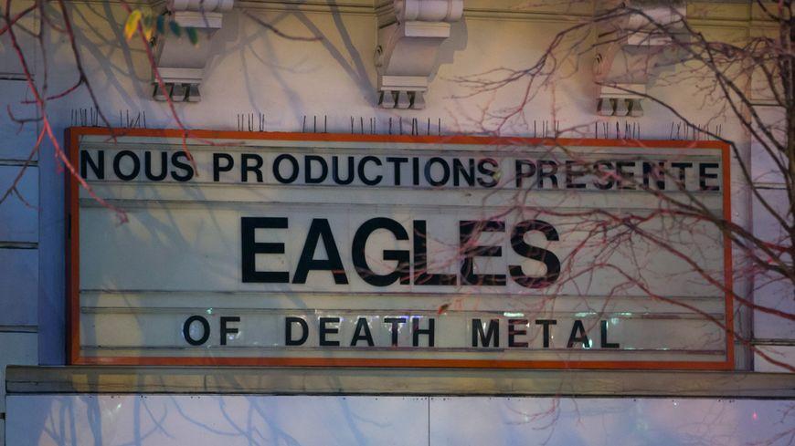 Eagles of Death Metal à l'affiche du Bataclan le 13 novembre 2015