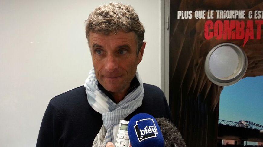 Bernard Blaquart nouvel entraîneur de Nîmes.. par interim
