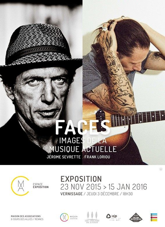 Expositions Faces