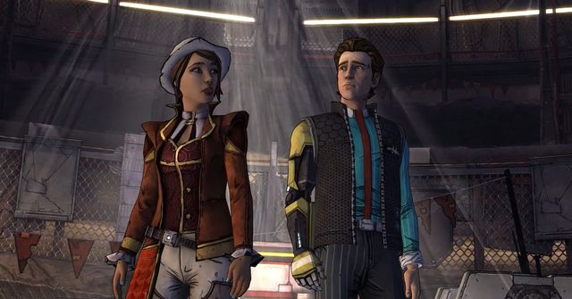 Tales from the Borderlands (capture d'écran)