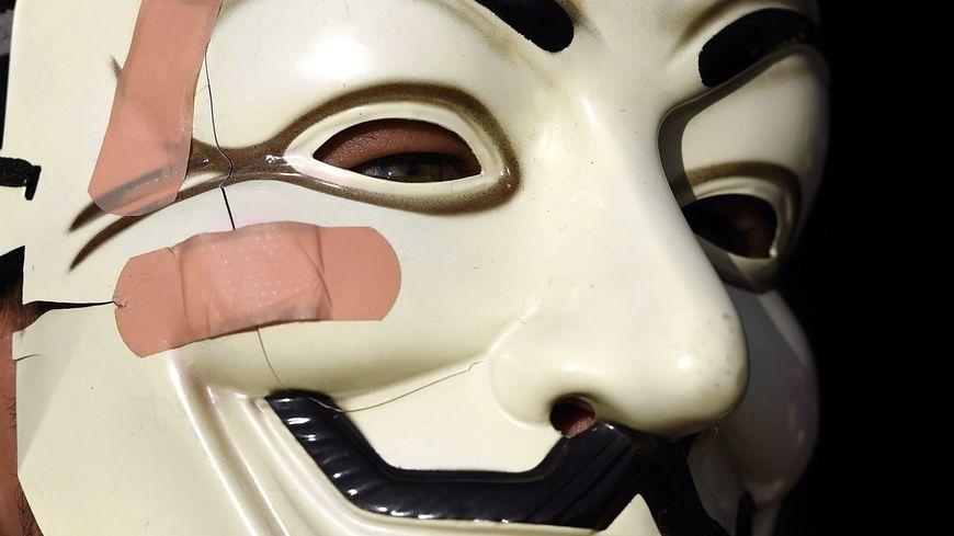 le masque des anonymous