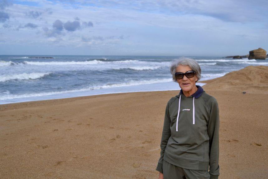 """Pour Chantal, """"Biarritz est une bulle"""""""