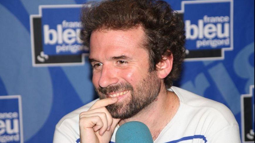 """Cyril Dion, a réalisé """"Demain"""" avec Mélanie Laurent."""