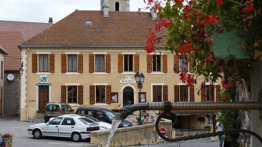 Village de Lus-la-Croix-Haute