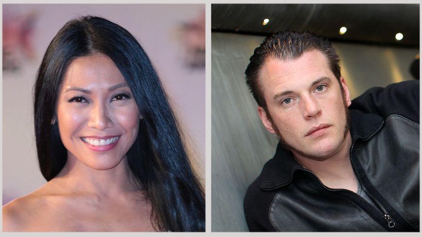 Anggun et Norbert Tarayre
