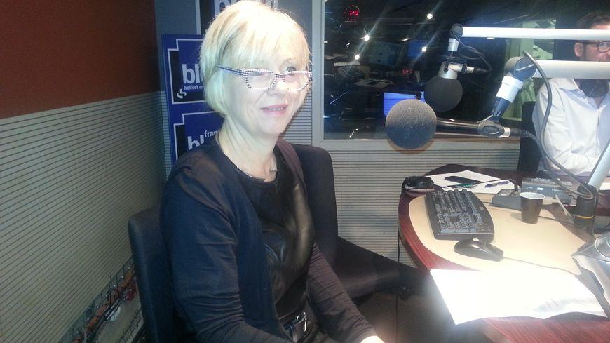 Nathalie Delaitre, responsable de la cellule enfance au CD90