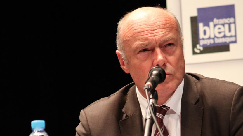Alain Rousset, candidat socialiste aux régionales 2015