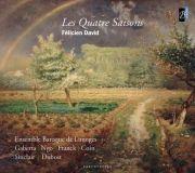 Ensemble de Limoges    Pochette    Félicien David