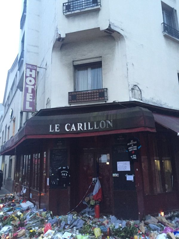 Paris, le Carillon