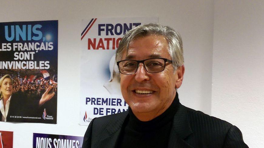 Thierry Rogister siège au conseil municipal de Royan depuis 2014