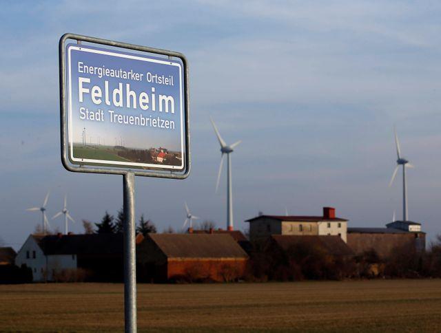 Feldheim, village allemand qui utilise 100% d'énergies renouvellables