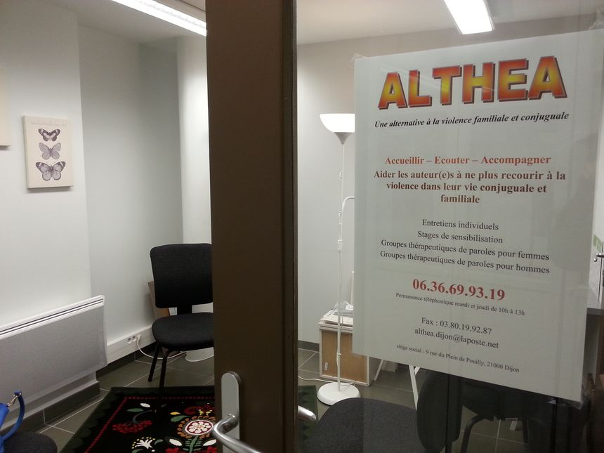 Les locaux d'ALTHEA