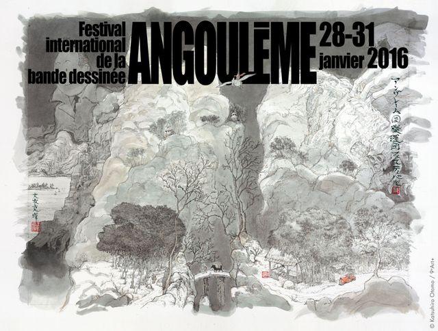 Affiche Angoulême 2016