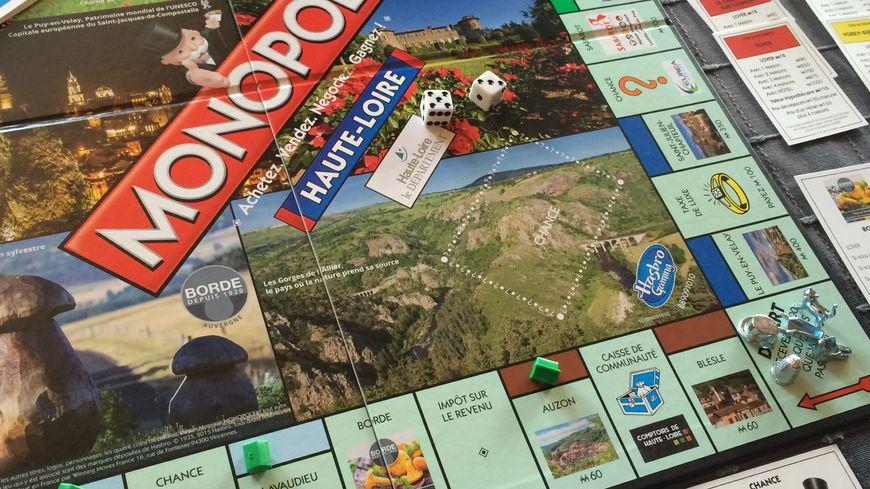 Les communes de Haute-Loire à l'honneur dans ce jeu