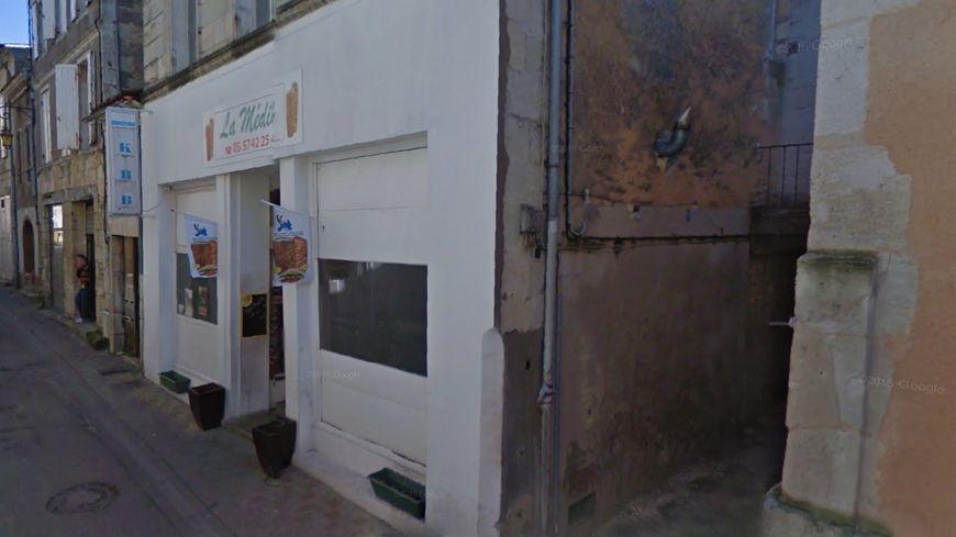 """Le kebab """"La Medina"""" à Blaye"""