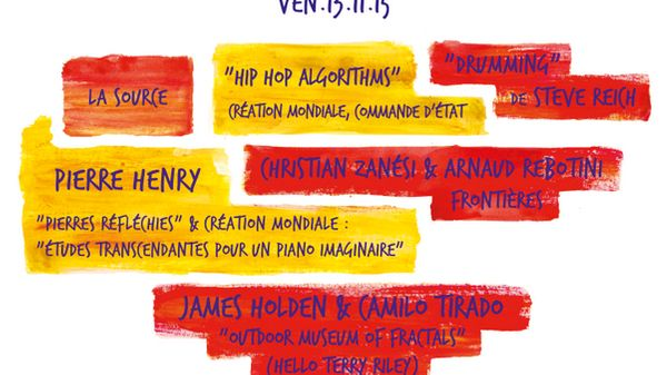 Festival Marathon! : Holden & Tirado, Pierre Henry, Rebotini & Zanési, DDD à la Gaîté Lyrique