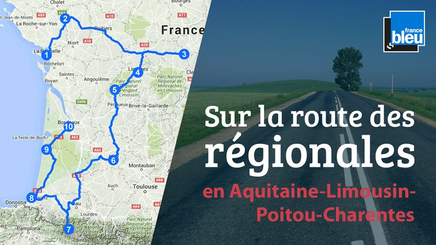 Sur la route des régionales