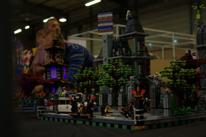Le film Ghostbusters en Lego !