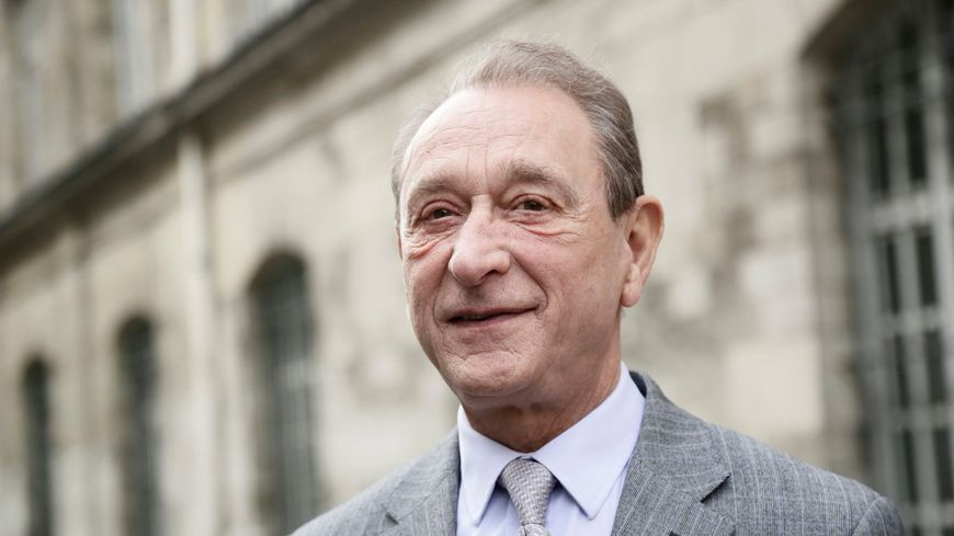 Bertrand Delanoë, ancien maire de Paris