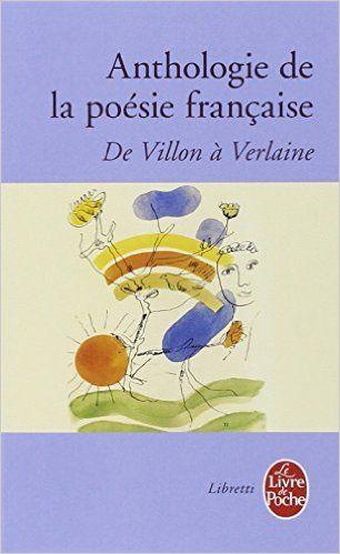 Anthologie de la poésie française - Dark Vador